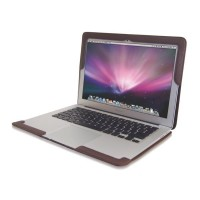 Чехол Viva Cuero Leather Case Essential Series Classic Mocha для Macbook Air 13 inch