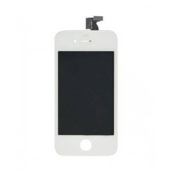 Модуль дисплейный LCD + touch Copy White для iPhone 4