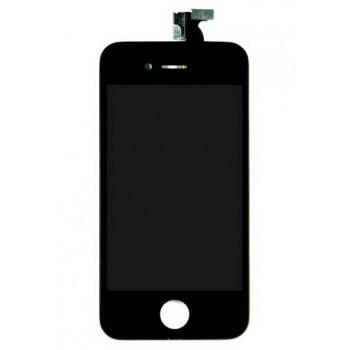 Модуль дисплейный LCD + touch Copy BLACK для iPhone 4