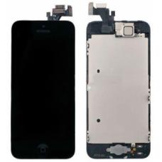 Модуль дисплейный LCD+touch Copy BLACK для iPhone 5