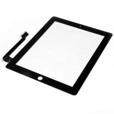 Стекло сенсорное Black Original для iPad 4