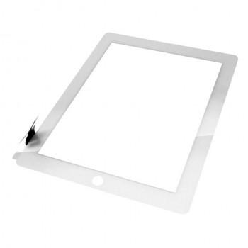 Стекло сенсорное White Original для iPad 4