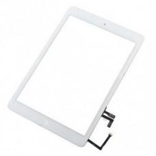 Стекло сенсорное White Original для iPad Air