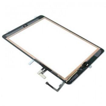 Стекло сенсорное Black Original для iPad Air