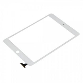 Стекло сенсорное White copy для iPad mini 2