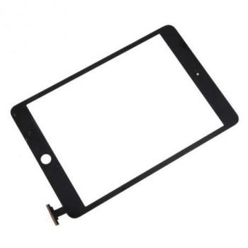 Стекло сенсорное Black Copy для iPad mini 2