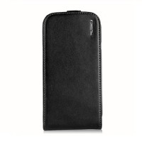 Чехол NUOKU Cradle Genuine Leather Case BLACK для Samsung Galaxy S3 i9300