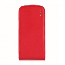 NUOKU Cradle Genuine Leather Case RED для Samsung Galaxy S3 (i9300)