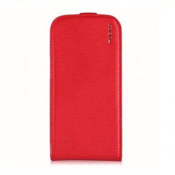 Чехол NUOKU Cradle Genuine Leather Case RED для Samsung Galaxy S3 i9300