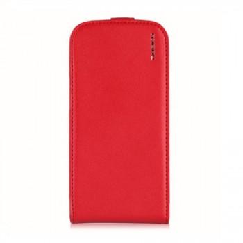 Чехол NUOKU Cradle Genuine Leather Case RED для Samsung Galaxy S3 i9300