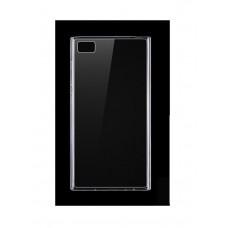 Чехол силиконовый прозрачный Silicone TPU Gloss Clear для Xiaomi Mi3