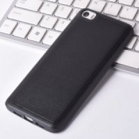 Чехол силиконовый Silicone TPU Matte Black для Xiaomi Mi5
