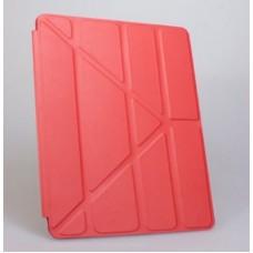 Чехол кожаный Apple Smart Case Y Red для iPad 2/3/4