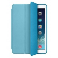 Чехол Apple Leather Smart Case Blue для iPad Air 2