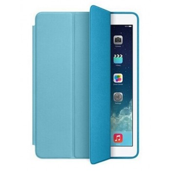Чехол Apple Leather Smart Case Blue для iPad Air 2