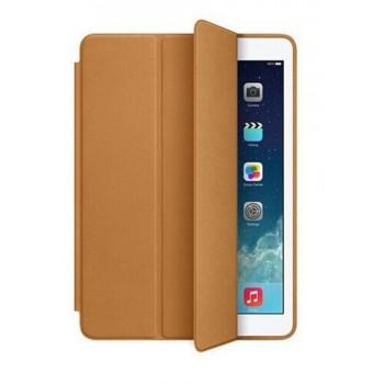 Чехол Apple Leather Smart Case Brown для iPad Air 2