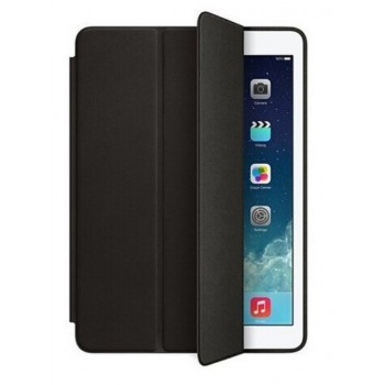Чехол Apple Leather Smart Case Black для iPad Air 2
