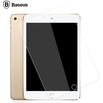 Защитное стекло Baseus Light Tempered 0.3mm прозрачное для iPad Mini 4