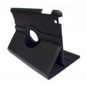 Чехол 360 Rotating Stand Leather Case Black для iPad 2/3/4