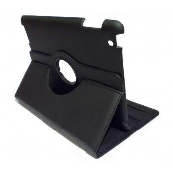 Чехол 360 Rotating Stand Leather Case Black для iPad 2/3/4