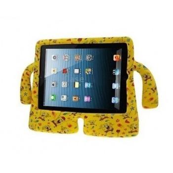 "Чехол резиновый Speck iGuy ""Spanch Bob"" Yellow для iPad 2/3/4"