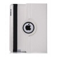 Чехол 360 Rotating Stand Leather Case White для iPad 2/3/4