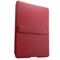 Чехол Capdase Capparel Protective Case Forme RED/BLACK для iPad 4/3/2