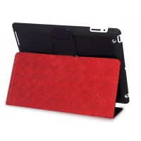 Чехол HOCO Ultra Thin Fashion Leather Case BLACK для iPad 3/iPad 2