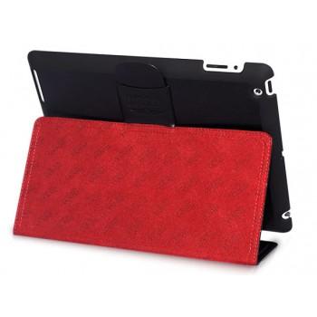 Чехол HOCO Ultra Thin Fashion Leather Case BLACK для iPad 3/iPad 2
