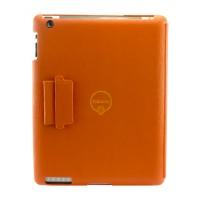Чехол Ozaki iCoat Notebook ORANGE для iPad 4/3/2