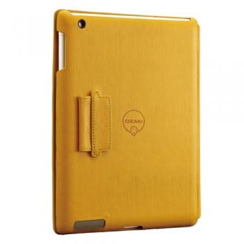 Чехол Ozaki iCoat Notebook YELLOW для iPad 4/3/2