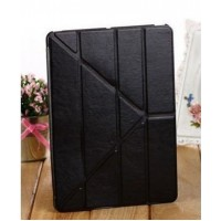 Чехол Apple Smart Case Y Black для iPad 2/3/4