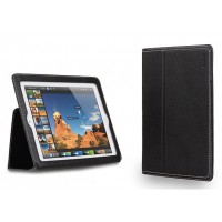 Чехол YOOBAO Executive Leather Case BLACK для iPad 3/iPad 2