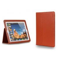 Чехол YOOBAO Executive Leather Case BROWN для iPad 3/iPad 2