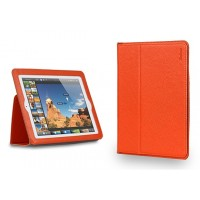 Чехол YOOBAO Executive Leather Case ORANGE для iPad 3/iPad 2