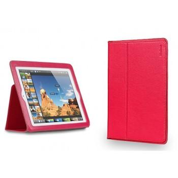 Чехол YOOBAO Executive Leather Case PINK для iPad 3/iPad 2