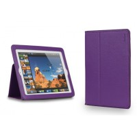 Чехол YOOBAO Executive Leather Case PURPLE для iPad 3/iPad 2
