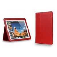 Чехол YOOBAO Executive Leather Case RED для iPad 3/iPad 2