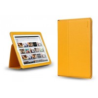 Чехол YOOBAO Executive Leather Case YELLOW для iPad 3/iPad 2