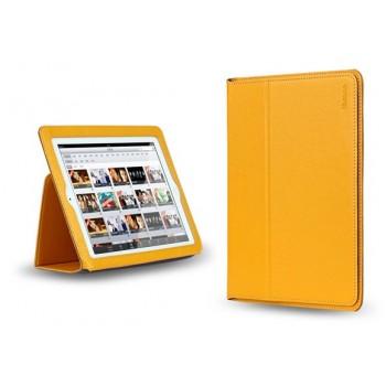 Чехол YOOBAO Executive Leather Case YELLOW для iPad 3/iPad 2