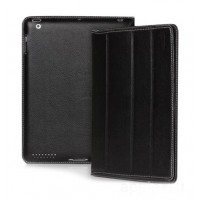 Чехол YOOBAO iSmart Leather Case BLACK для iPad 3/iPad 2