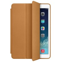 Чехол Apple Smart Case Brown для iPad Air
