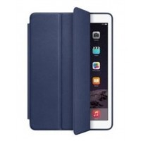 Чехол Apple Leather Smart Case Dark Blue для iPad Air
