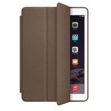 Чехол Apple Leather Smart Case Dark Brown для iPad Air