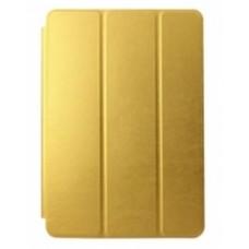 Чехол Apple Leather Smart Case Gold для iPad Air
