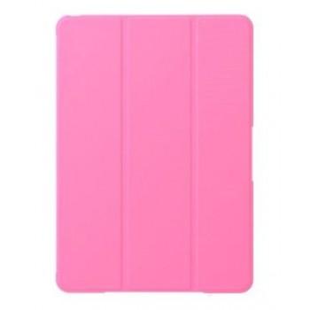 Чехол Apple Leather Smart Case Rose Pink для iPad Air