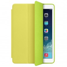 Чехол кожаный Apple Smart Case Yellow для iPad Air