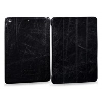 Чехол-книжка кожаная Borofone General Series Leather Case Black для iPad Air