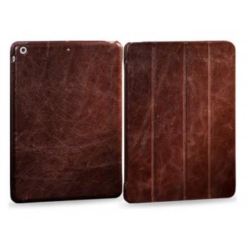 Чехол-книжка кожаная Borofone General Series Leather Case Cofee для iPad Air
