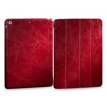 Чехол-книжка кожаная Borofone General Series Leather Case Red для iPad Air
